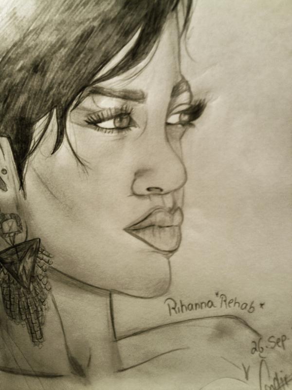 Rihanna by BillieJean